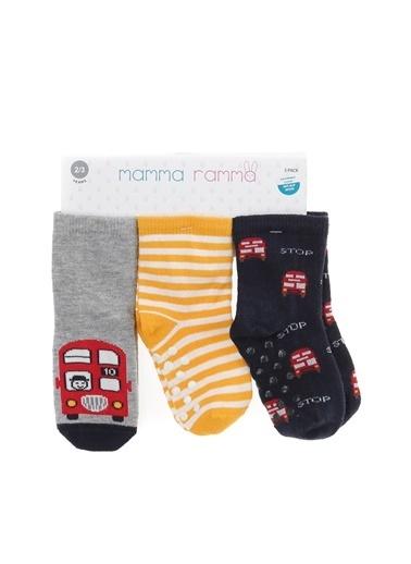 Mammaramma Soket Çorap Sarı